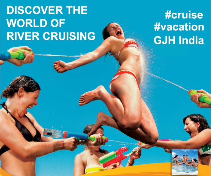 Best Deals on Cruise Vacation Packages - Book Cruise Tours at GJH India