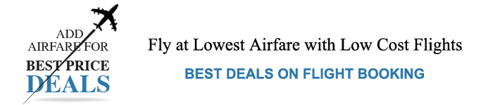 Fly at Lowest Airfare with Low Cost Flights